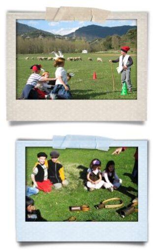 La gimcana dels antics oficis Fitxa activitats - Sortida 1 dia - Ed. Infantil i Cicle inicial