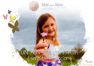UN MÓN PER COMPARTIR - Ed. Infantil